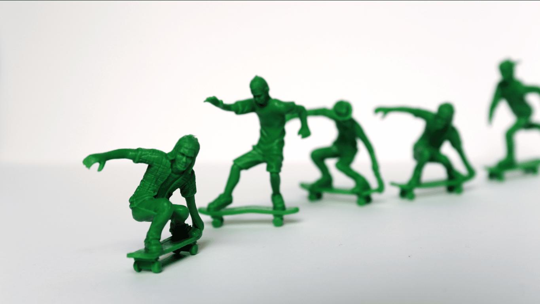 L'azienda di successo ha bisogno di persone resilienti