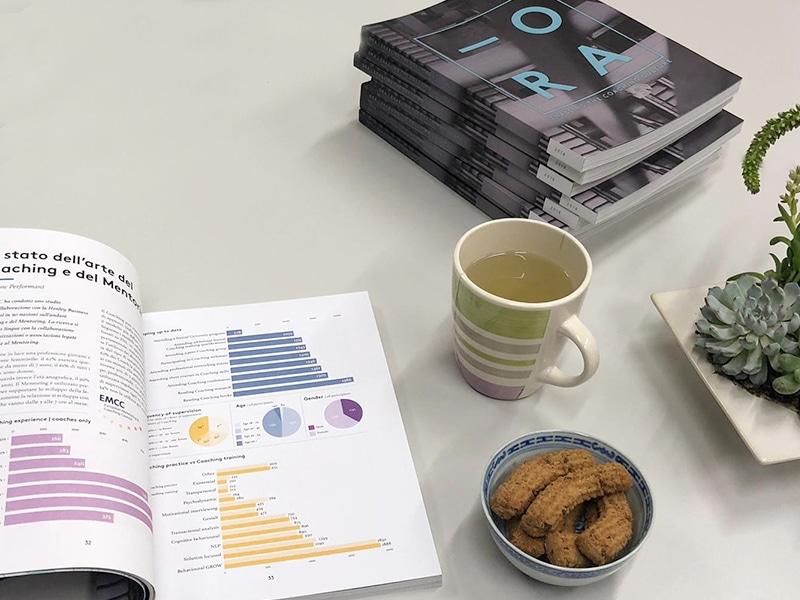 ORA: Il magazine che abilita la cultura del Coaching