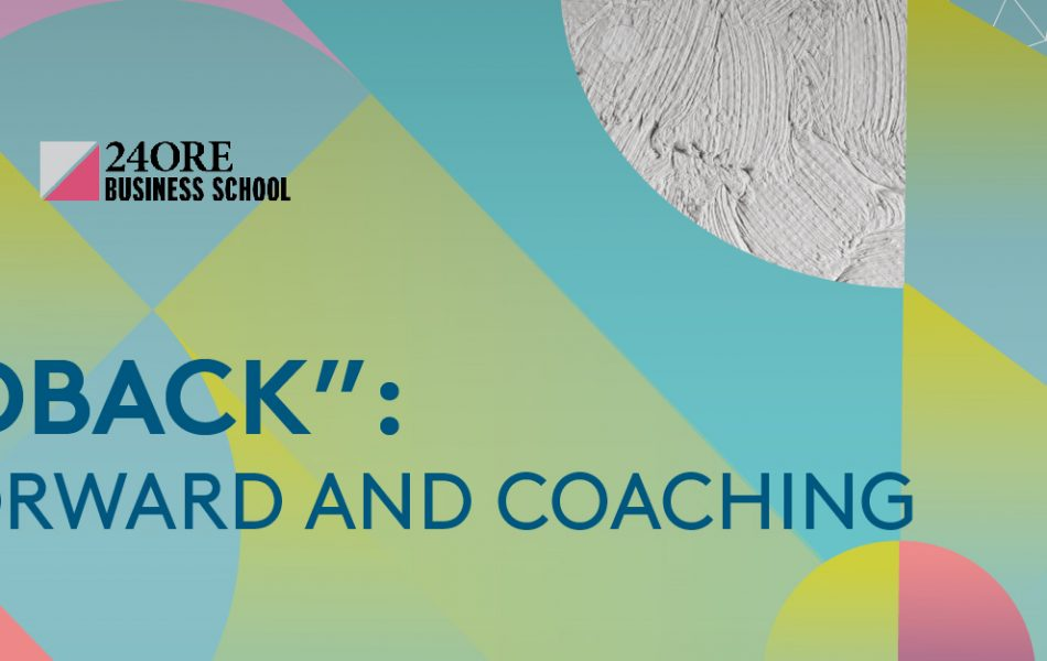 Feedback, Feedforward e Coaching Conversation