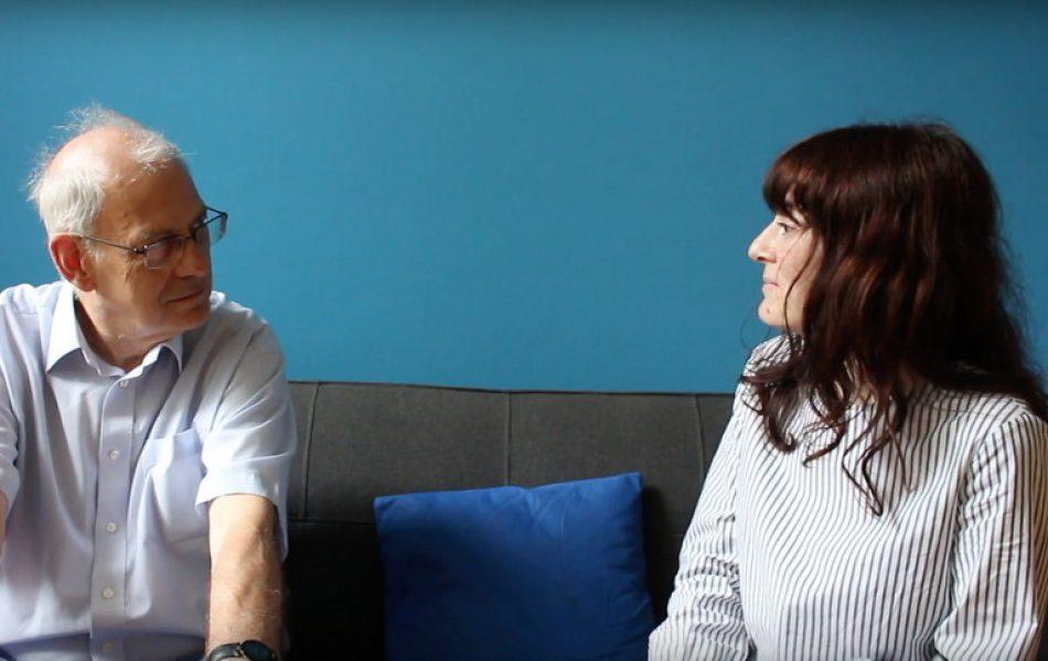 Intervista a David Clutterbuck (Parte 1): Cosa c'è di bello nell'essere un Team Coach?