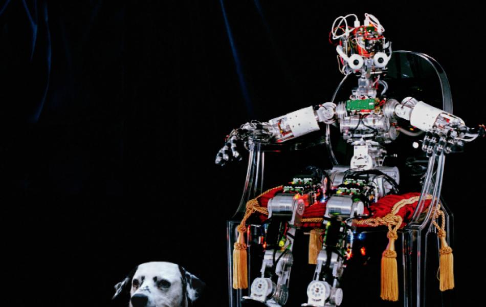 Tranquilli, i robot non vi ruberanno il lavoro!